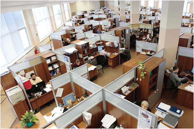 Attractive Office Space
